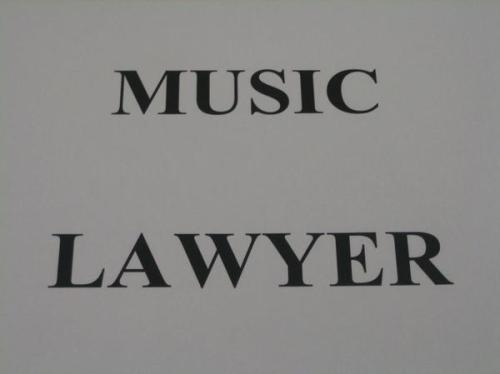 Music-lawyer