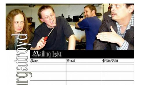 Band_mailing_list