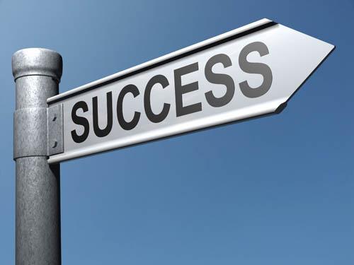 Success-sign
