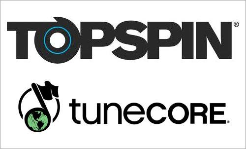 Topspin-tunecore